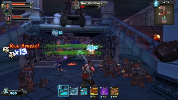 Скриншот №4 к Orcs Must Die! 2