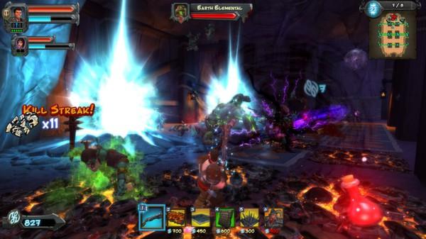 Скриншот №3 к Orcs Must Die! 2