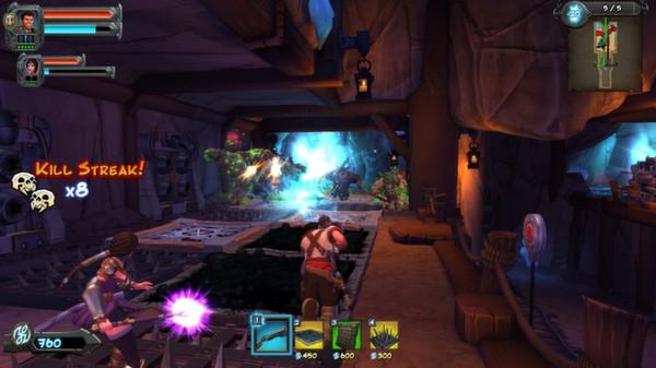Скриншот №2 к Orcs Must Die! 2