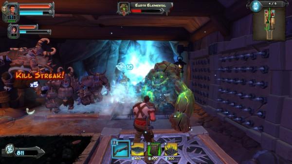 Скриншот №1 к Orcs Must Die! 2
