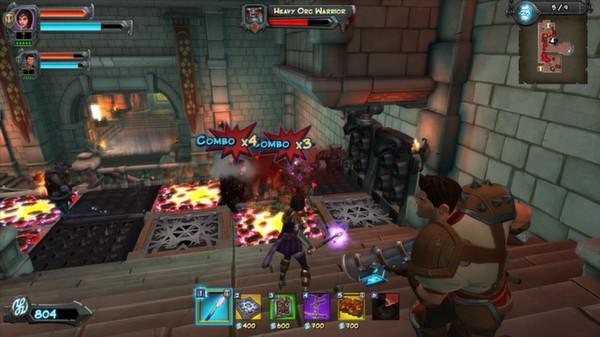 Скриншот №8 к Orcs Must Die! 2