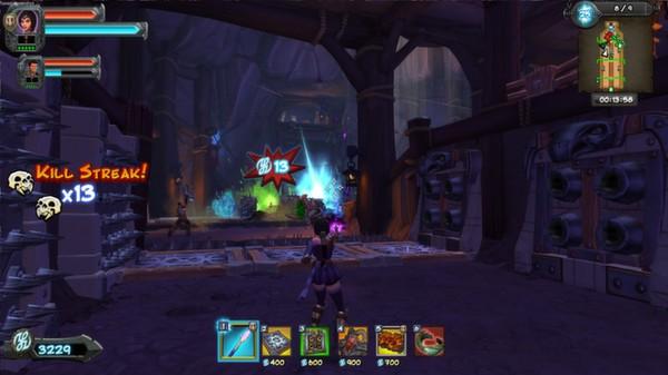 Скриншот №6 к Orcs Must Die! 2