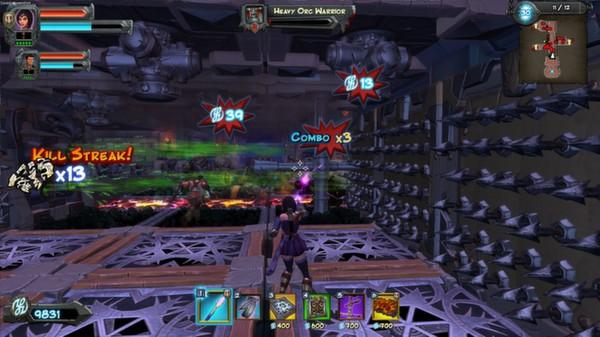 Скриншот №10 к Orcs Must Die! 2
