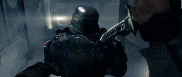Скриншот №2 к Wolfenstein The New Order