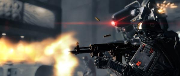 Wolfenstein: The New Order скриншот