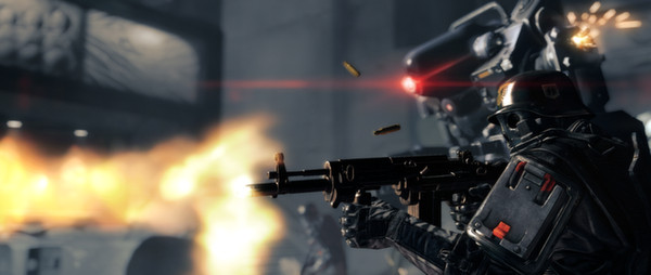 Скриншот №1 к Wolfenstein The New Order