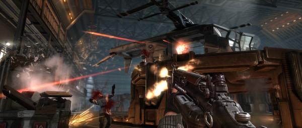 Скриншот №6 к Wolfenstein The New Order