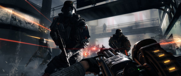 Скриншот №3 к Wolfenstein The New Order