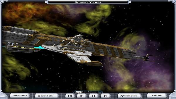 скриншот Galactic Civilizations II: Ultimate Edition 2