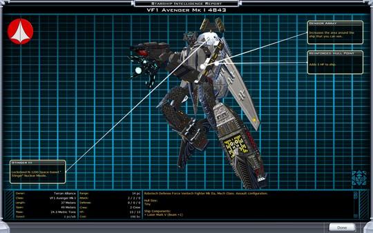 скриншот Galactic Civilizations II: Ultimate Edition 0