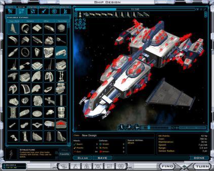 Galactic Civilizations II: Ultimate Edition скриншот