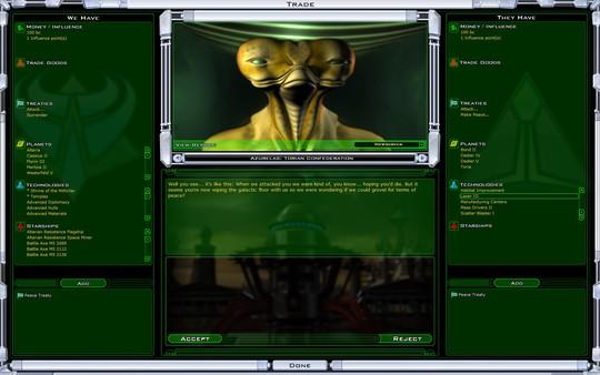 скриншот Galactic Civilizations II: Ultimate Edition 5