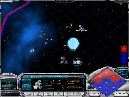 скриншот Galactic Civilizations II: Ultimate Edition 1