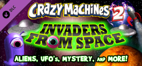 Crazy Machines 2 - Invaders from Space