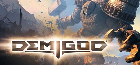 Demigod Cover Image