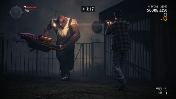 Alan Wake's American Nightmare скриншот