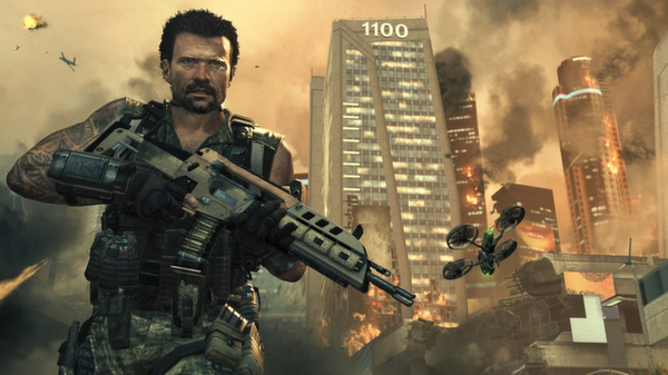 Скриншот №4 к Call of Duty® Black Ops II