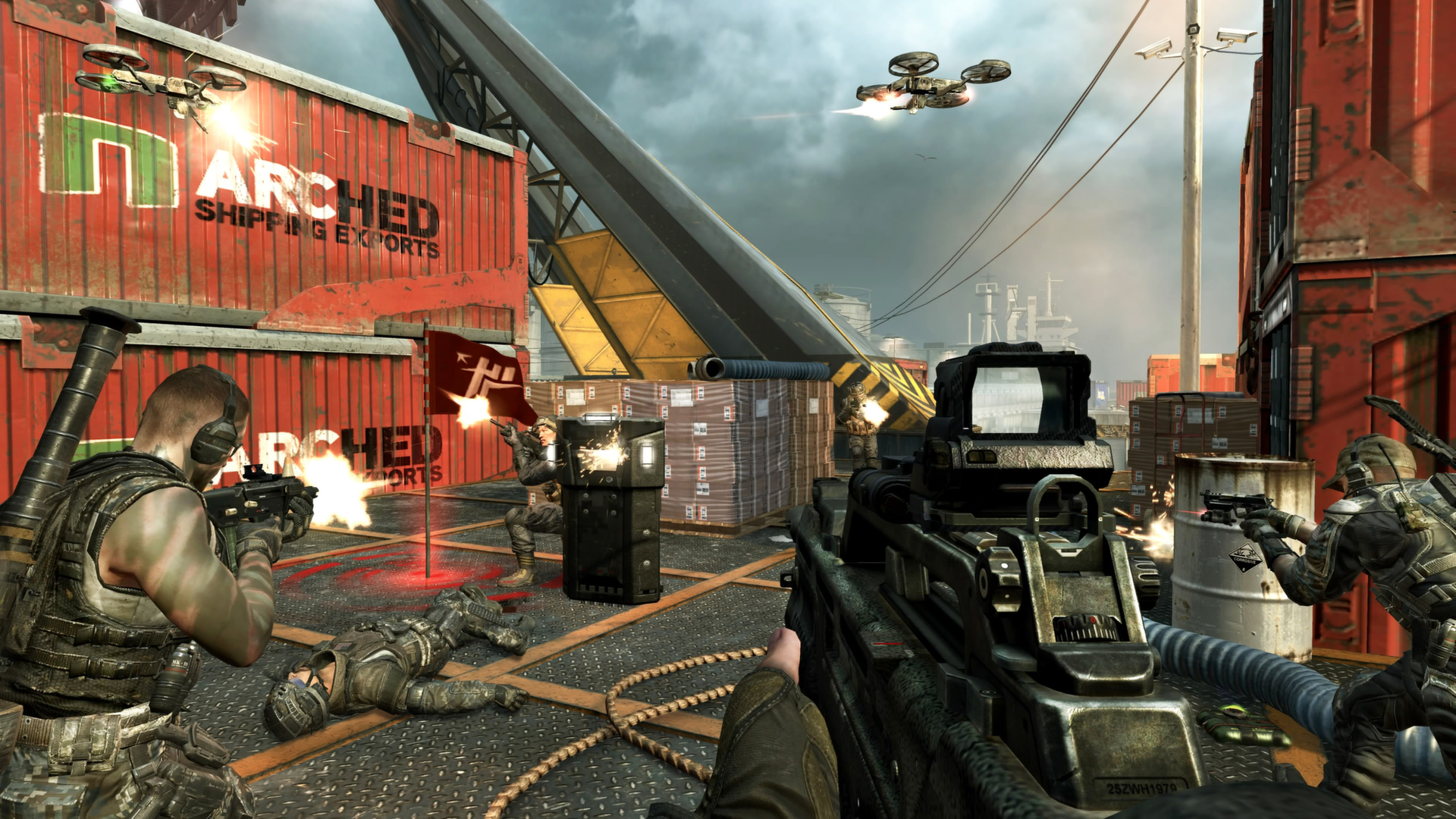 free call of duty black ops 2 online game