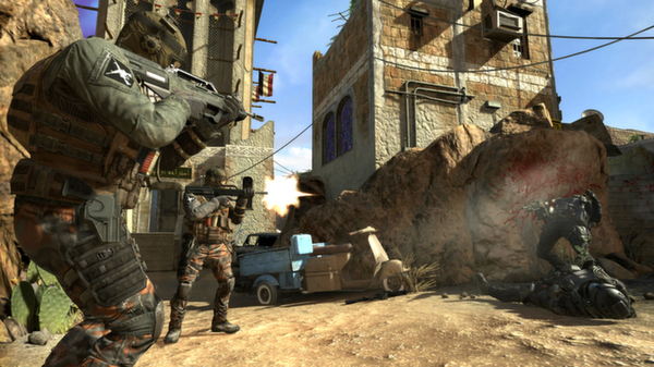 Скриншот №13 к Call of Duty® Black Ops II
