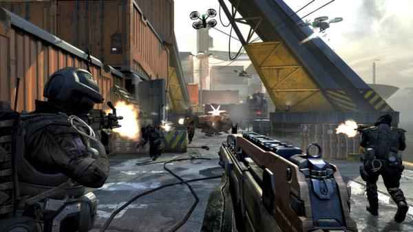 Скриншот №12 к Call of Duty® Black Ops II