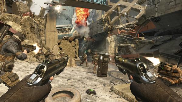 Скриншот №2 к Call of Duty® Black Ops II