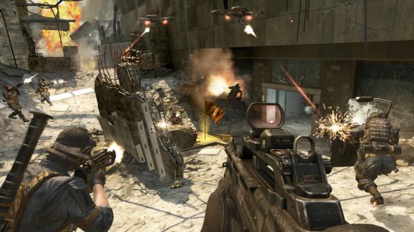 Скриншот №1 к Call of Duty® Black Ops II