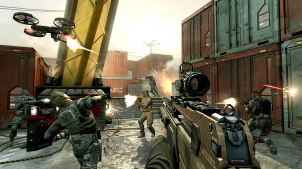 Скриншот №11 к Call of Duty® Black Ops II
