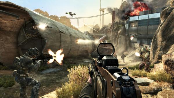 Скриншот №9 к Call of Duty® Black Ops II
