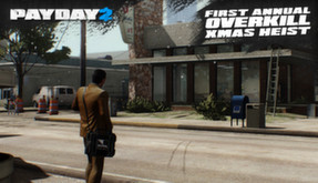 PAYDAY 2: The Charlie Santa Heist Trailer