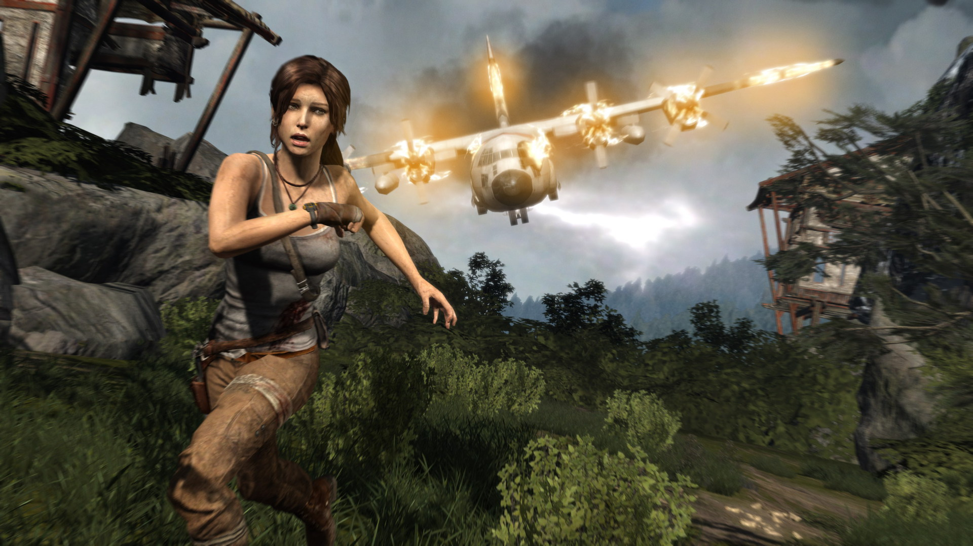 Find the best laptop for Tomb Raider