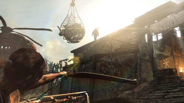 Tomb Raider (2013) (Tomb Raider 2013) скриншот