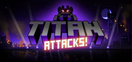 Titan Attacks! Cover Image