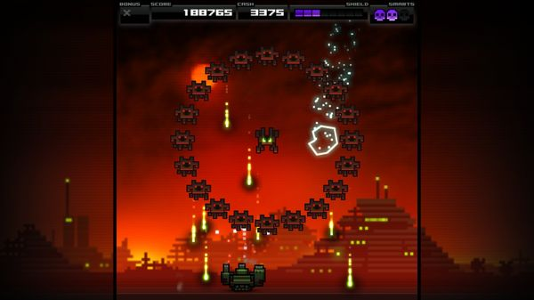 Titan Attacks! скриншот