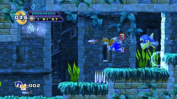 Скриншот №6 к Sonic the Hedgehog 4 - Episode II