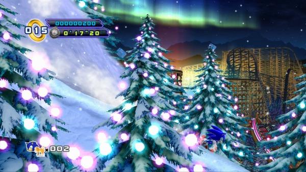 Скриншот №9 к Sonic the Hedgehog 4 - Episode II