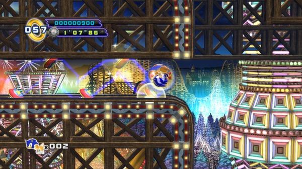 Скриншот №2 к Sonic the Hedgehog 4 - Episode II