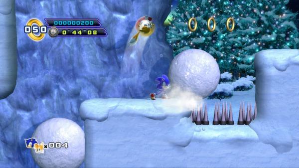 Скриншот №10 к Sonic the Hedgehog 4 - Episode II