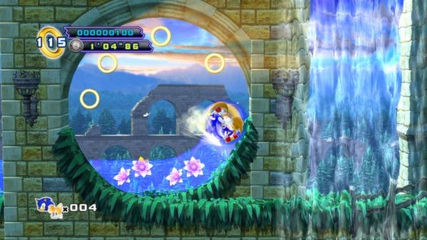 Скриншот №5 к Sonic the Hedgehog 4 - Episode II