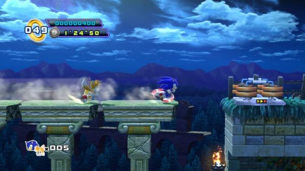 Скриншот №8 к Sonic the Hedgehog 4 - Episode II