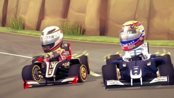 скриншот F1 RACE STARS 0
