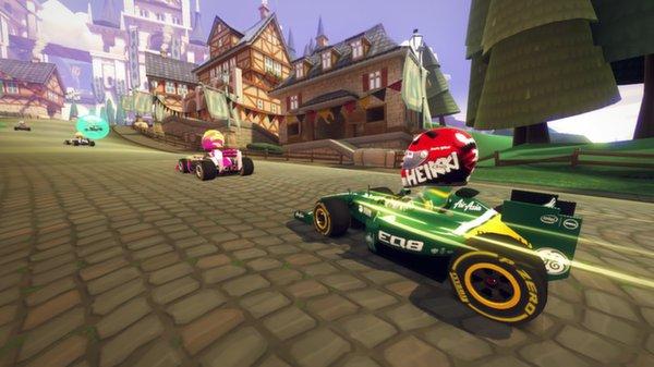 скриншот F1 RACE STARS 5