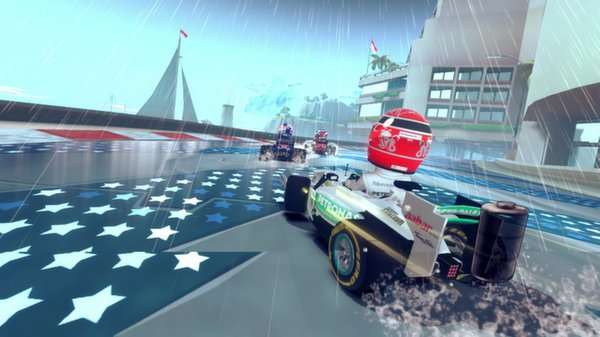 скриншот F1 RACE STARS 3