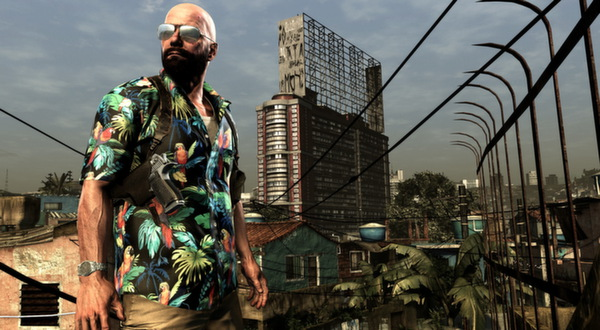Скриншот №16 к Max Payne 3
