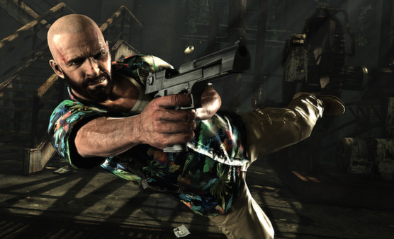 Скриншот №1 к Max Payne 3