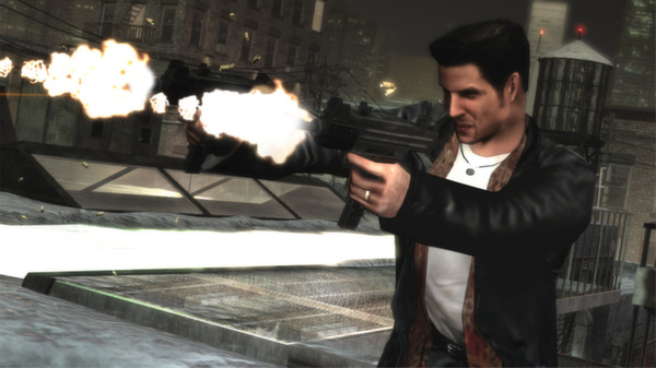 Скриншот №1 к Max Payne 3 Classic Max Payne Character