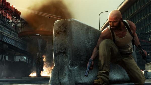 Скриншот №1 к Max Payne 3 Silent Killer Loadout Pack