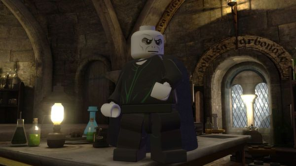 Скриншот №5 к LEGO® Harry Potter Years 5-7
