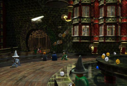 Скриншот №1 к LEGO® Harry Potter Years 5-7