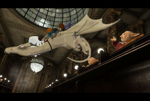Скриншот №2 к LEGO® Harry Potter Years 5-7