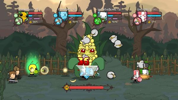 Castle Crashers скриншот